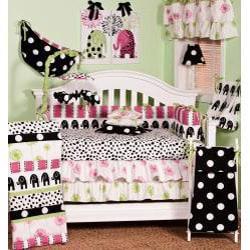 Hottsie Dottsie Crib Sheet - Thumbnail 1