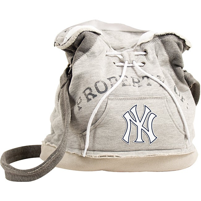 New York Yankees Hoodie Shoulder Tote - Thumbnail 0