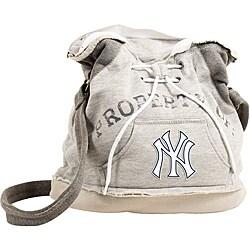 New York Yankees Hoodie Shoulder Tote - Thumbnail 0