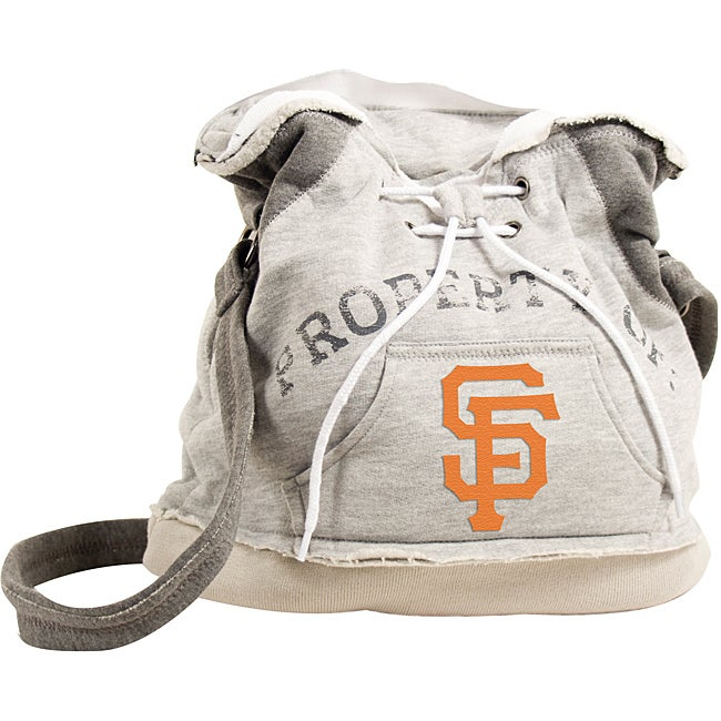 San Francisco Giants Hoodie Shoulder Tote