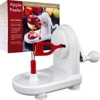 Deluxe Comfort Perfect Peel Apple Peeler - , White