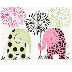 Hottsie Dottsie Wall Art (Pack of 2)