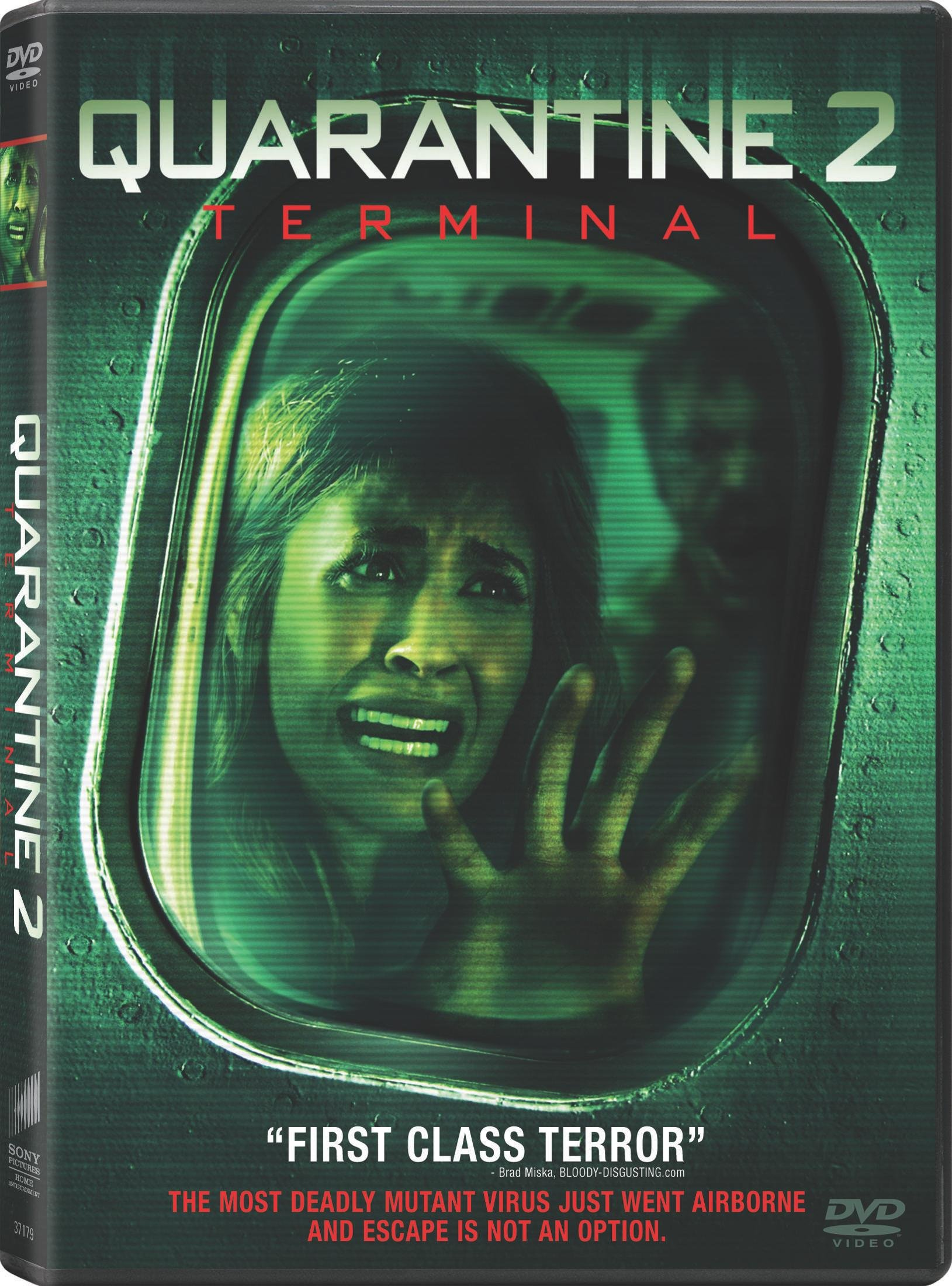 Quarantine 2: Terminal (DVD)