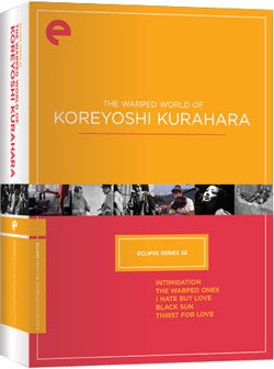 Eclipse Series 28: The Warped World of Koreyoshi Kurahara (DVD)