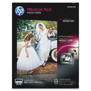 HP Premier Plus Photo Paper