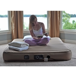 Shop Constant Comfort Basic Twin Size Air Mattress Free