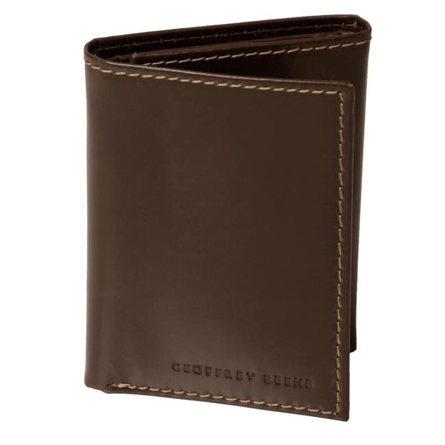 Geoffrey Beene Men's Credit Card Trifold Wallet