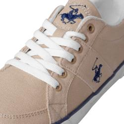 Beverly Hills Polo Women's 'Tailshot' Lace-up Sneakers - Thumbnail 2