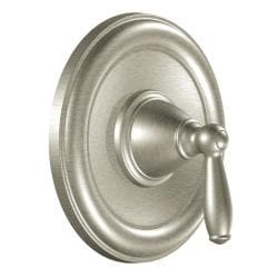 moen brushed nickel positemp valve trim