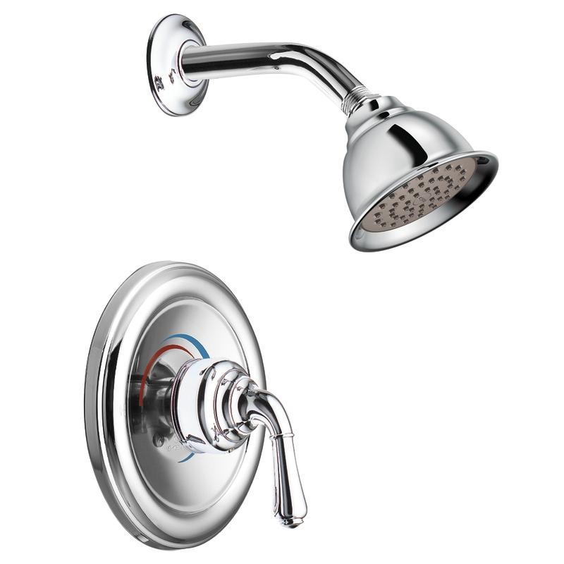 Moen Chrome Posi-temp Shower Only