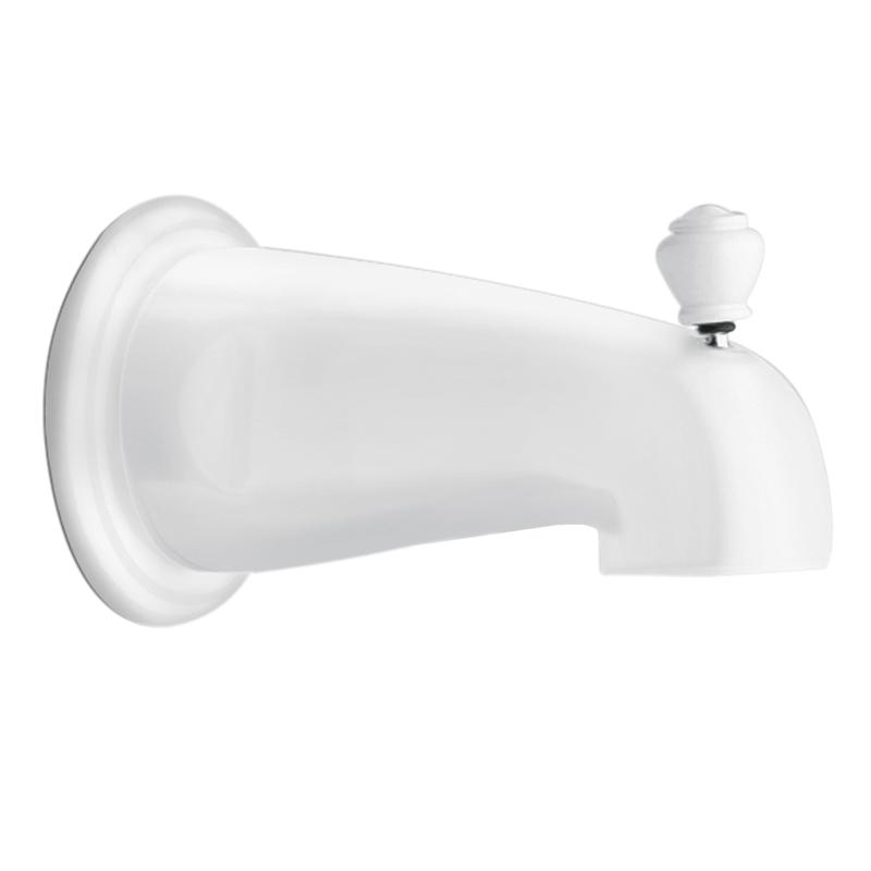 Shop Moen Glacier Diverter Spout - Free Shipping Today - Overstock ...