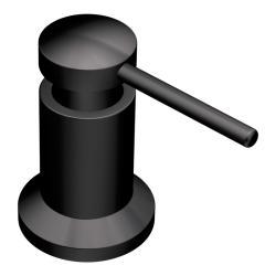 Moen Soap Dispenser Liquid Lotion & Soap Dispenser 3942BL Matte Black