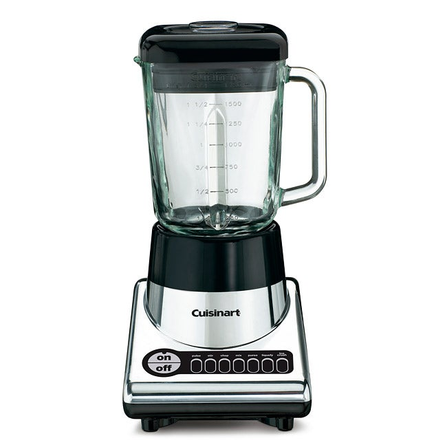 Cuisinart SPB-10CHFR PowerBlend 600 Blender (Refurbished) - Thumbnail 0