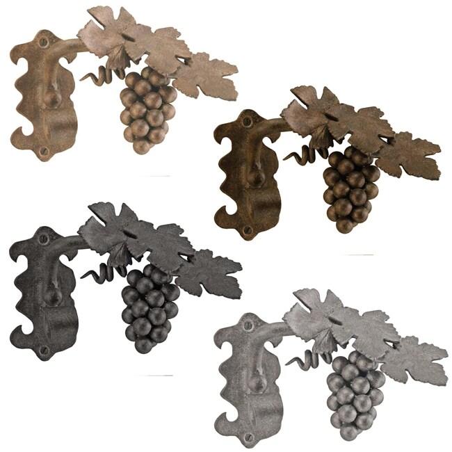 Casa Artistica by Menagerie Grape Vine Holdbacks (Set of 2)
