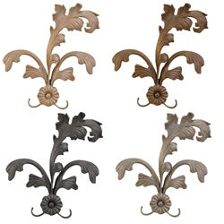 Casa Artistica by Menagerie Extended Leaf Holdbacks (Set of 2)
