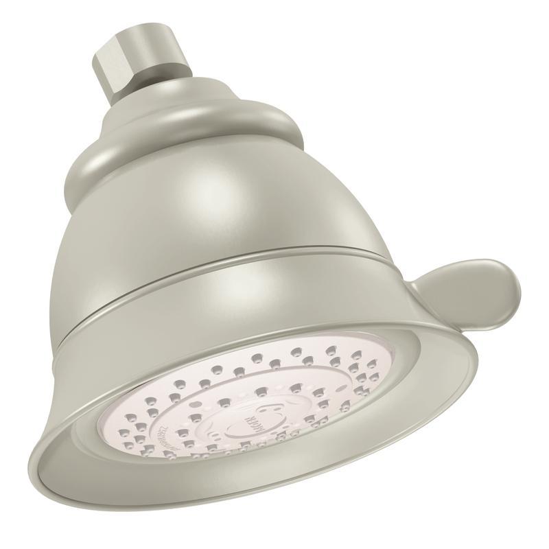 Moen Satine Four-function Showerhead