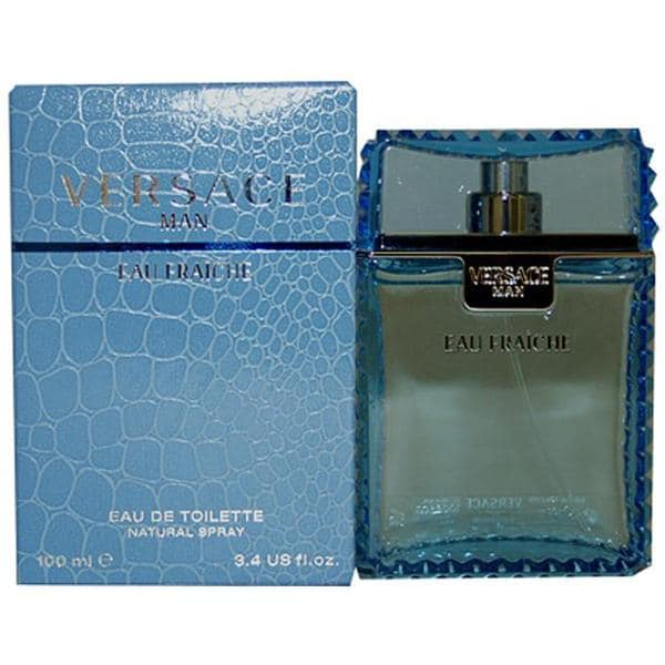 Versace 'Man Eau Fraiche' Men's 3.4-ounce Eau De Toilette Spray
