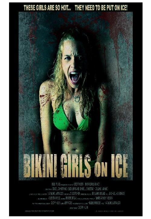Bikini Girls On Ice (DVD)
