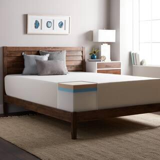 Select Luxury 14-inch Medium Firm Memory Foam Mattress
