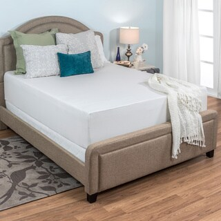 Select Luxury Medium Firm 14-inch King-size Memory Foam Mattress