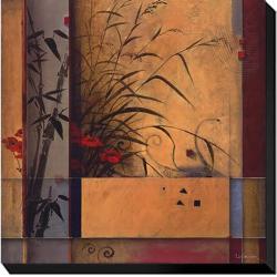 Don Li-Leger 'Bamboo Division' Giclee Art