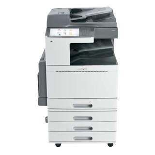 Lexmark X950 X952DTE LED Multifunction Printer - Color - Plain Paper