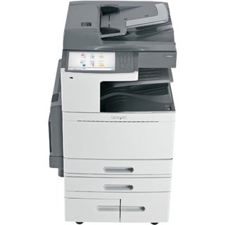 Lexmark X950 X954DHE LED Multifunction Printer - Color - Plain Paper