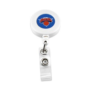 New York Knicks Retractable Badge Reel
