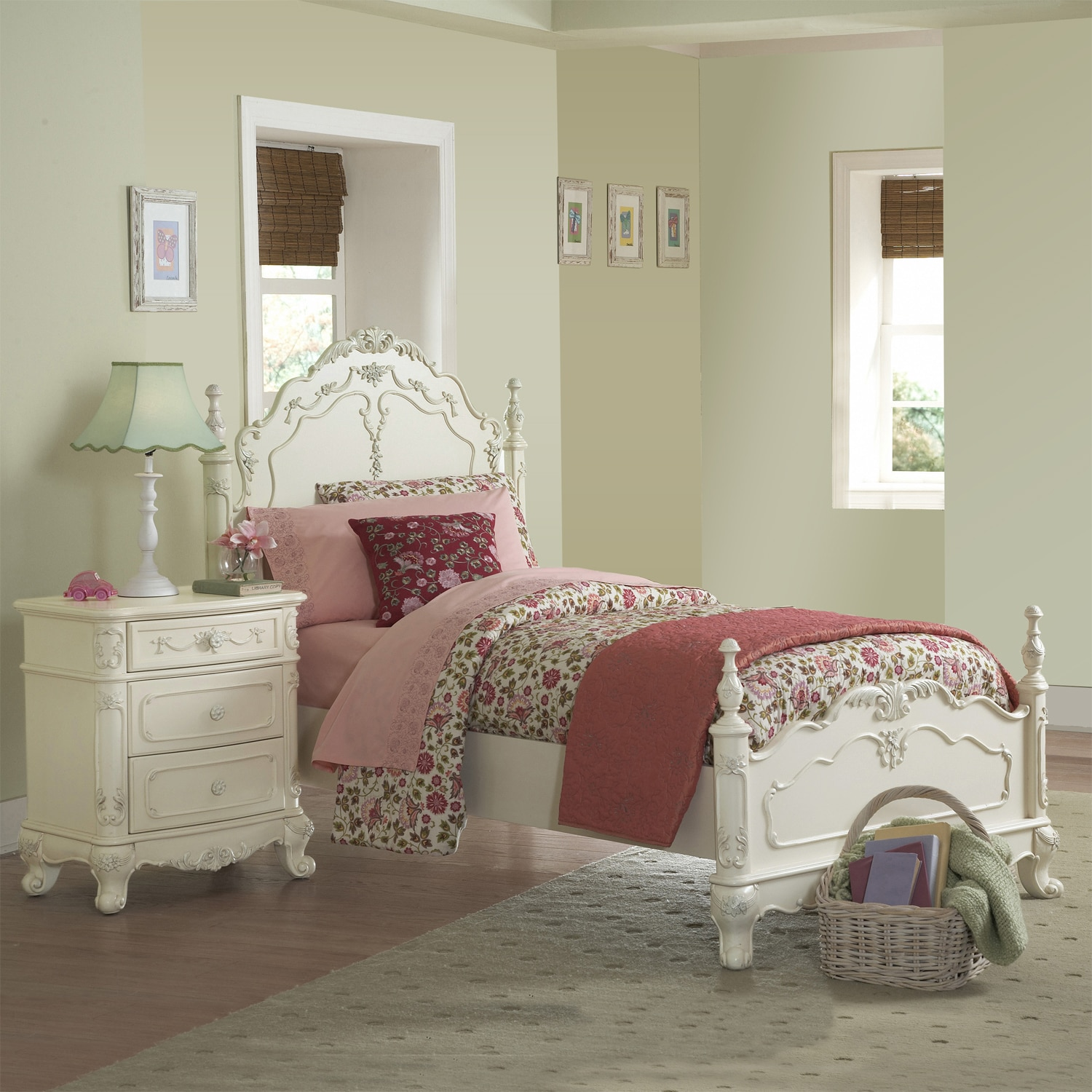 Shop Tribecca Home Fairytale Victorian Princess Full Size