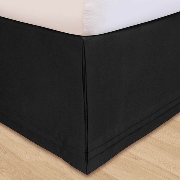 Veratex 'Hike Up Your Skirt' King-size Bed Skirt