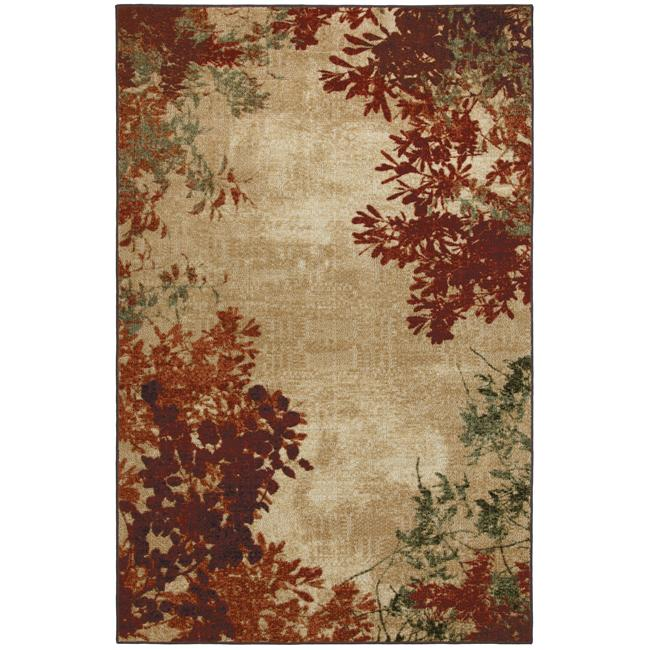 Valence Ivory Floral Rug (8' x 10')