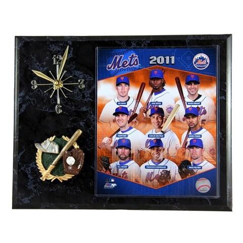 New York Mets Clock
