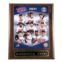 2011 Minnesota Twins Plaque