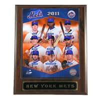 2011 New York Mets Plaque