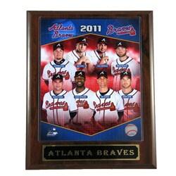 2011 Atlanta Braves Plaque