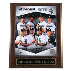 2011 Chicago White Sox Plaque