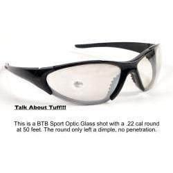 BTB-170 Black/ Ice Blue Sunglasses