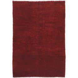 Hand-woven Triton Shag Rug (5' x 8')