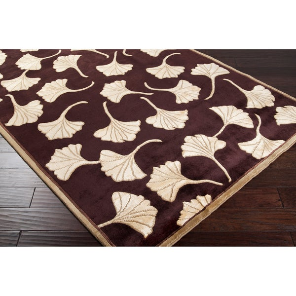 Hand-knotted Meadow Wool Area Rug (9' x 13')