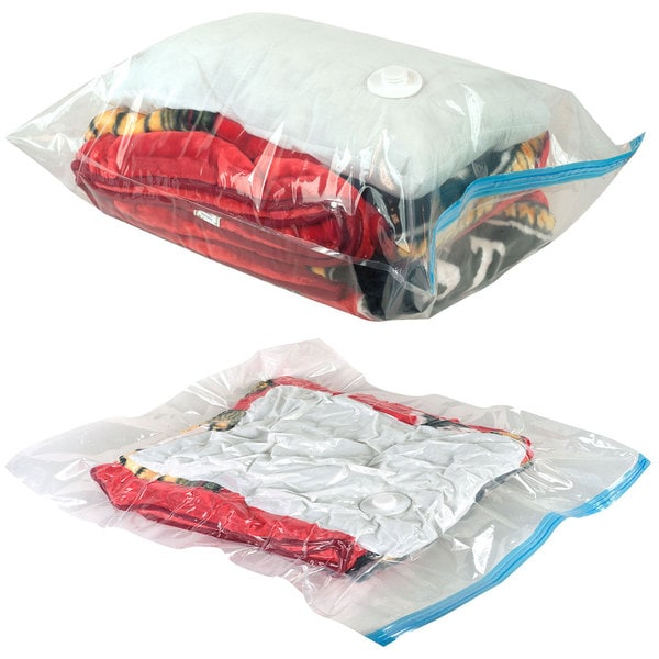 shop gigantic space saving 35x27 in vacuum bags set of 4 free
