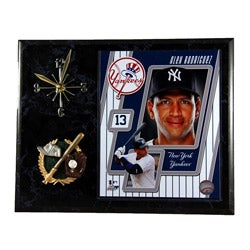 New York Yankees Alex Rodriguez Clock