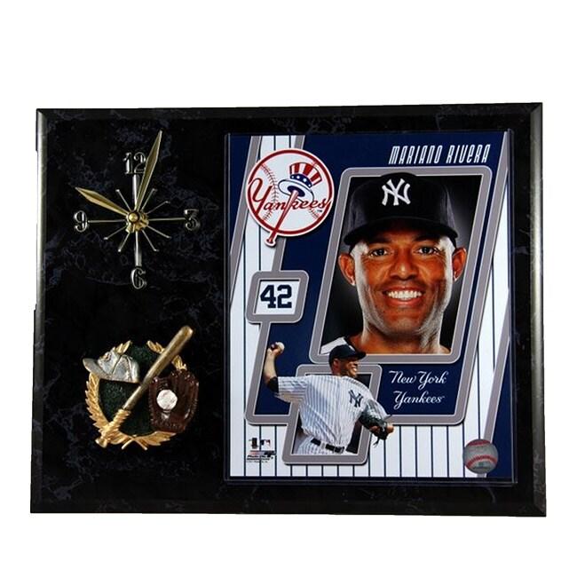 New York Yankees Marino Rivera Clock
