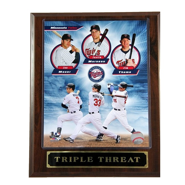 Minnesota Twins Triple Threat