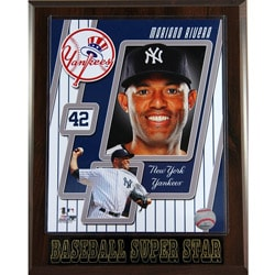 New York Yankees Mariano Rivera Plaque - Thumbnail 0