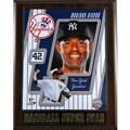 New York Yankees Mariano Rivera Plaque