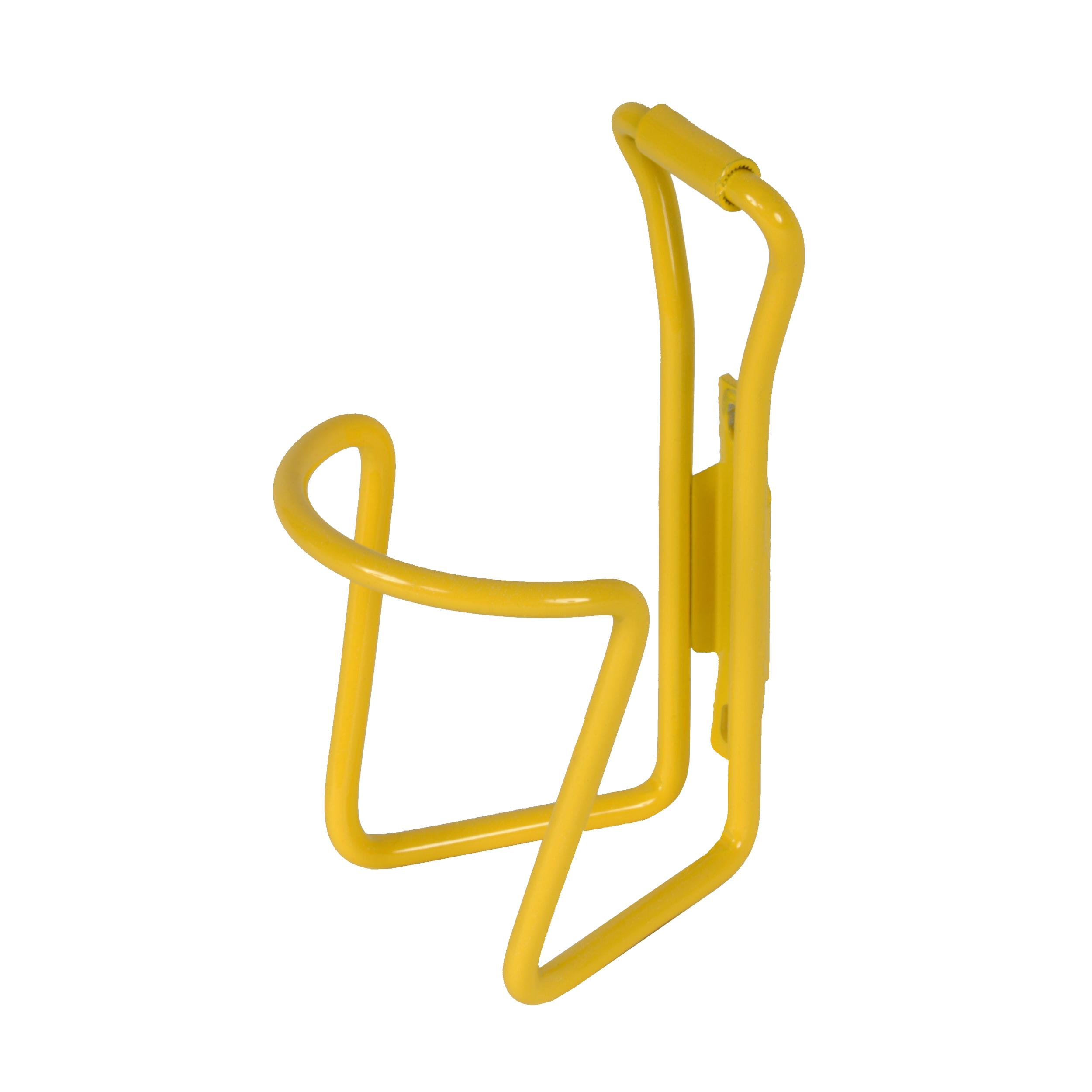 Cycle Force M-Wave Yellow Alloy Bottle Cage