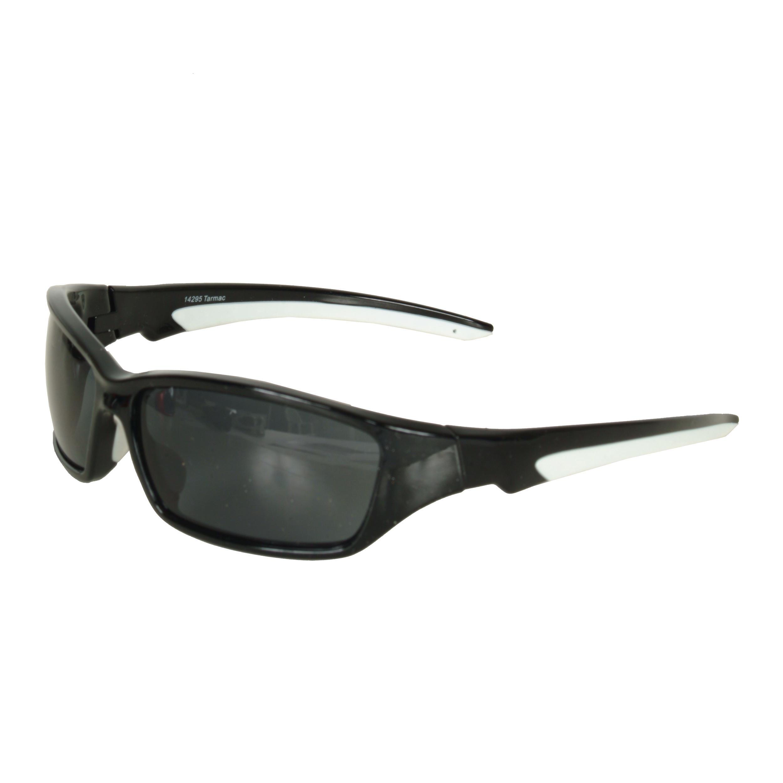 Tour de France Unisex 'Tarmac' Black Sport Sunglasses