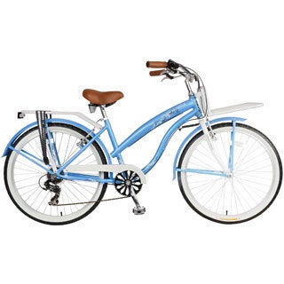 Hollandia Blue Land Cruiser Bicycle