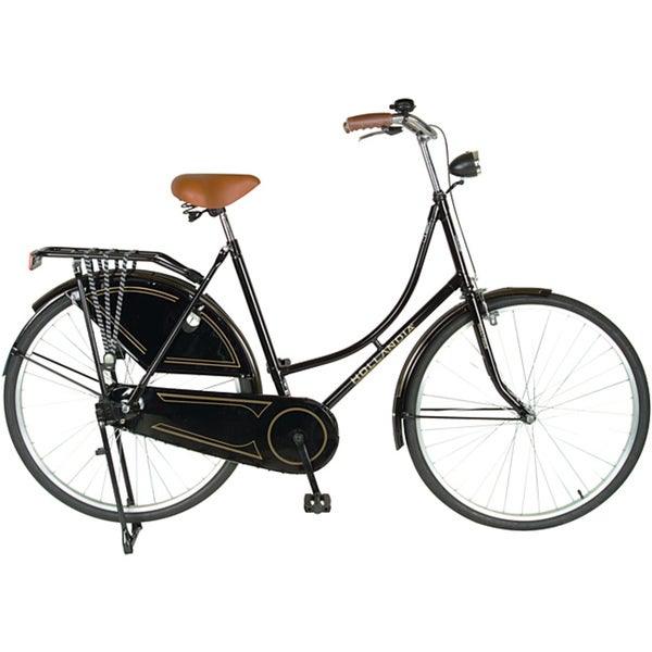 Shop Hollandia Women\'s Oma Bicycle - Free Shipping Today - Overstock ...