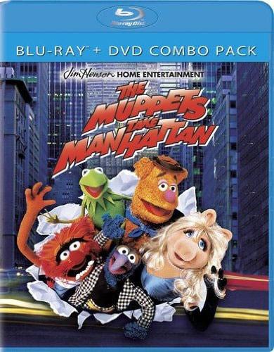 Muppets Take Manhattan (Blu-ray/DVD)